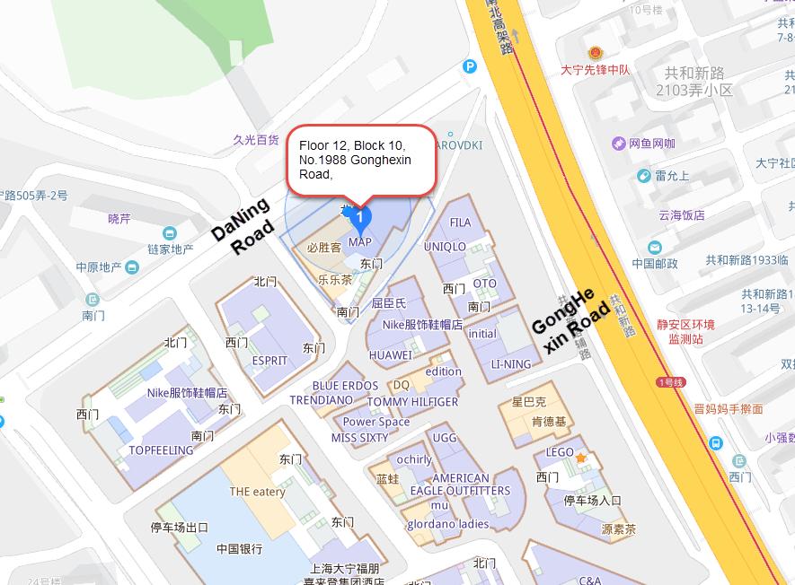 公司地图EN