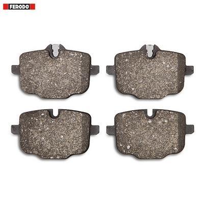 Ferodo FDB4148 Brake Pad Set set of 4 disc brake